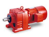 SEW减速机R系列斜齿轮减速机