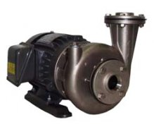 TSH系列钛城泵-不锈钢卧式离心式泵浦
