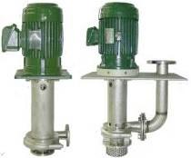 TDS/TDSP钛城泵-金属制可空转型直立式泵浦